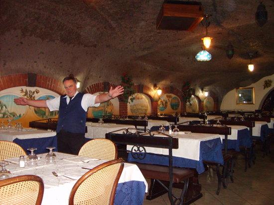 Meta, Italia: Carlos at Tico Tico