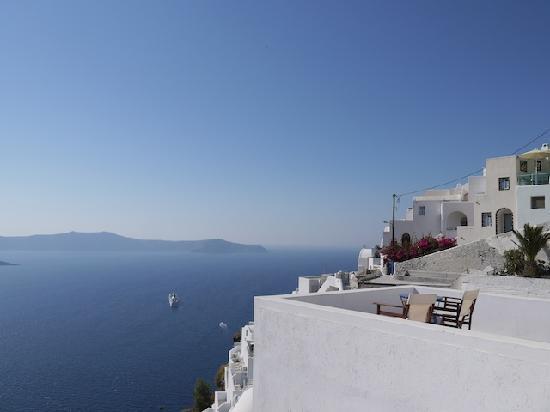 Neoklassiko Koukouli : view from apartment