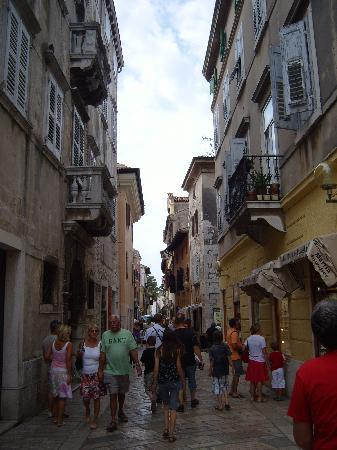 Porec, Croatia: old town