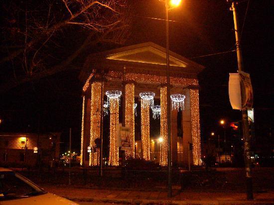 Navigli District : festival delle luci