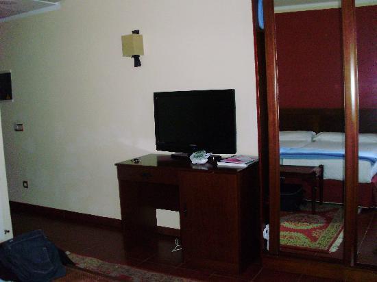 Hotel Finca La Mansion: habitación