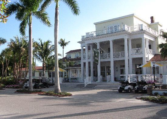 Boca Grande, Flórida: The Gasparilla Inn & Club