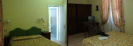 Villa Piccola Siena: La habitación