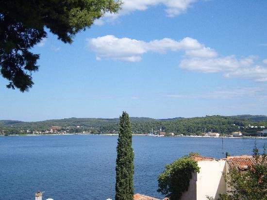 Rovigno, Croazia: views from the church