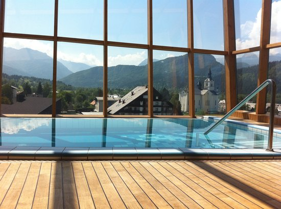 Bohinj ECO Hotel: Swimming pool