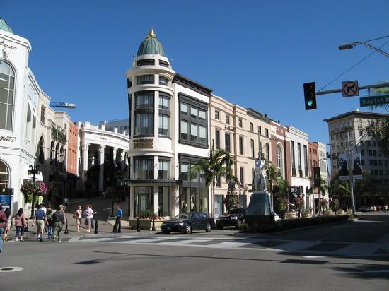 Vizit Los Angeles Tours: Beverly Hills