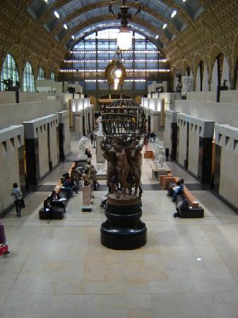 París, Francia: museo d` Orsy