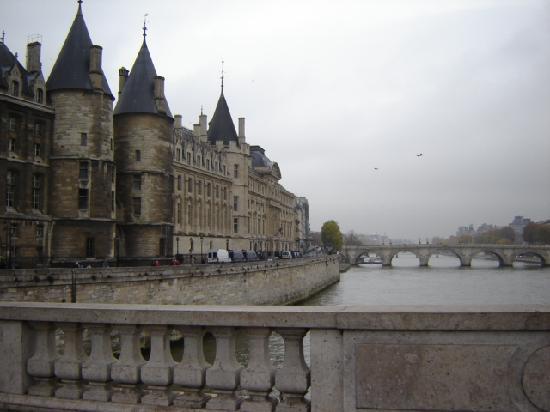 París, Francia: la Conciergerie