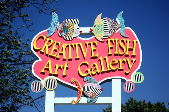 Creative Fish Art Gallery & ArtZie Workshop