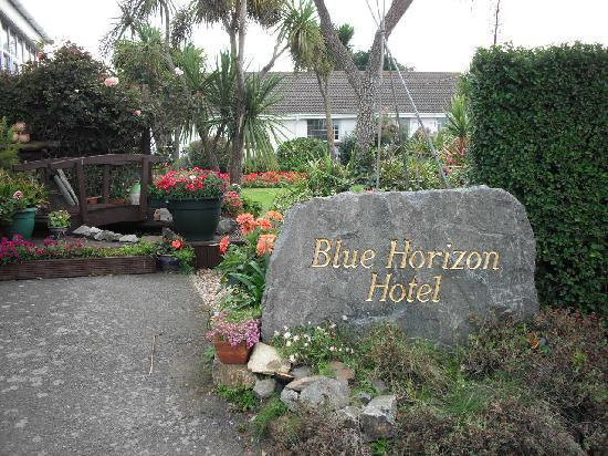Blue Horizon Hotel: Hotel Entrance1