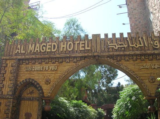 Al Majed Hotel Damascus