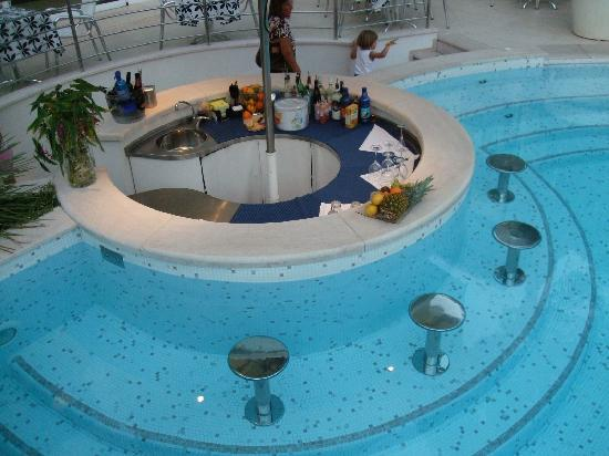 Hotel Belvedere: Pool, bar