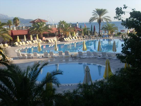 Hydros Club : vue dhotel