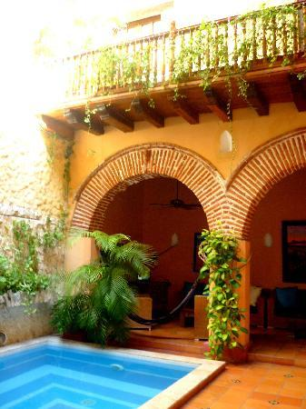 Casa India Catalina : Sala de estar