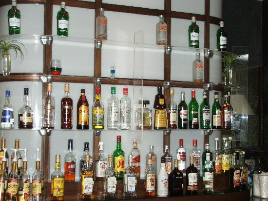Liquor Selection At Don Miguel Picture Of Valentin