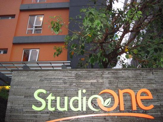 Studio One Residence: studio one