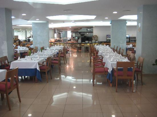 HSM Atlantic Park: hotel restorant