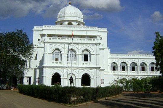 Madurai, Indien: 正面から