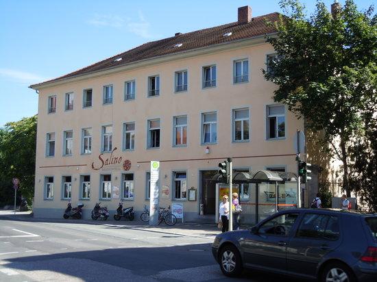Das Salino, in der Nähe des Schillerplatzes