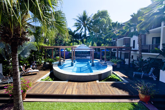 Freestyle Resort Port Douglas: New Freestyle Pool