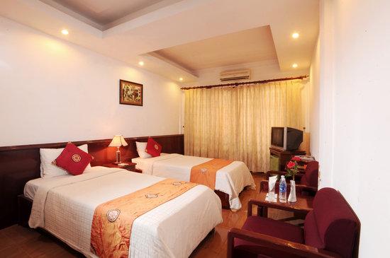 Hanoi Stay Hotel : room of the hotel