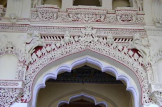 Madurai, India: 美しい彫刻