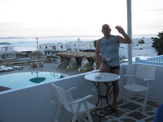 Villa Matina: heureux d'etre ici