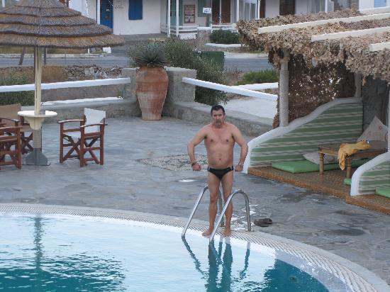 Villa Matina: heureux comme un poisson.......