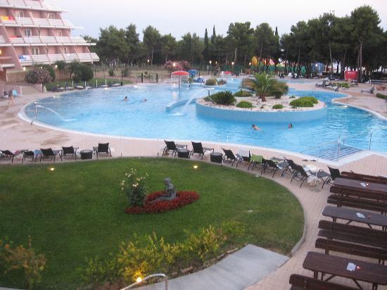 Olympia Hotel: Pool