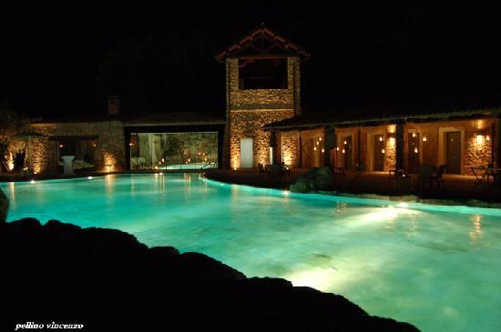 Telese Terme, Itália: piscina