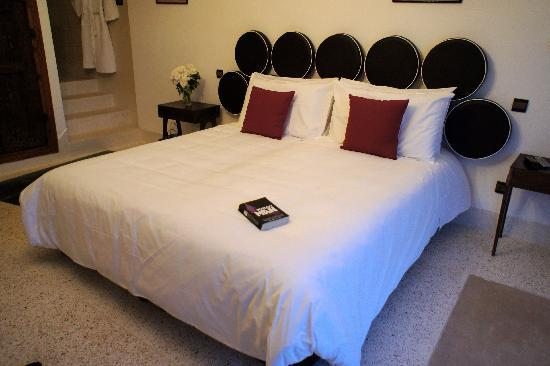 Domaine Malika: Bedroom