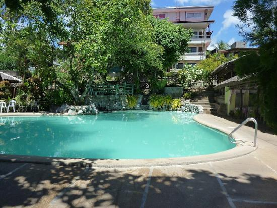 Pagadian City, Philippines: One of the swimming pools