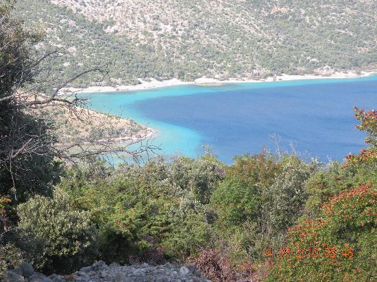 Veli Lošinj, Croacia: Insel Cres - Süsswassersee Vrana