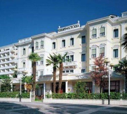 Grand Hotel Trieste & Victoria: Grand Hotel Terme Trieste & Victoria