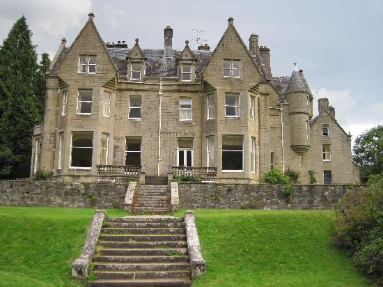 Invergarry, UK: Glengarry Castle Hotel