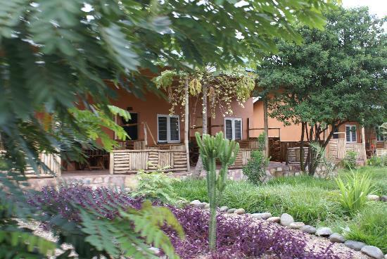 Simba Safari Camp: rooms simba