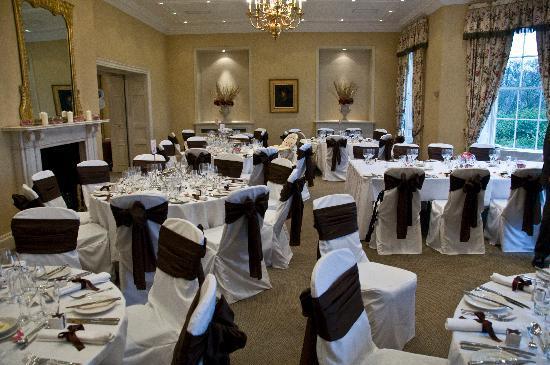 Rudding Park Hotel: Crosby Suite for wedding