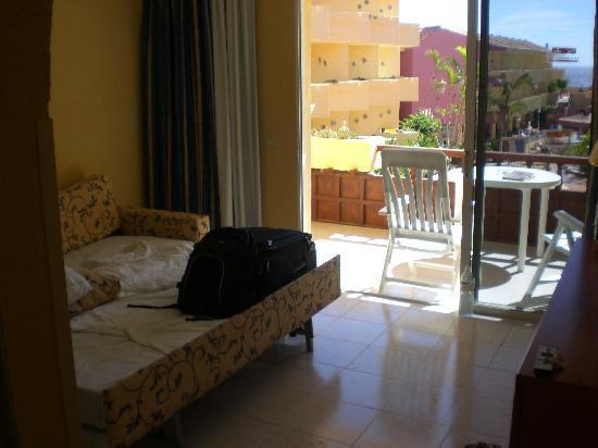 Marino Tenerife : Balcony