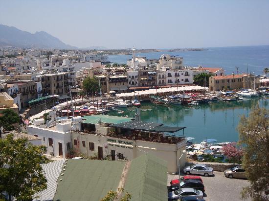 Port de Kyrenia : Kyrenia Harbour