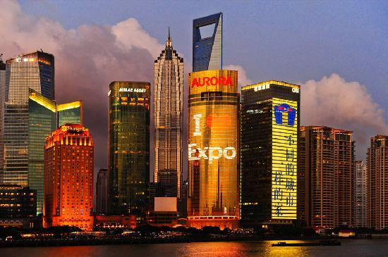 Shanghái, China: Pudong by Steve Strike