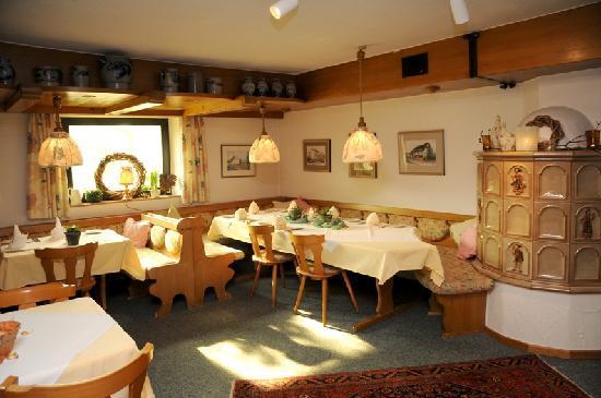 Hotel Restaurant Spessartstuben : Restaurant: Anspruchsvolle, kreative Küche in traditionellem Ambiente