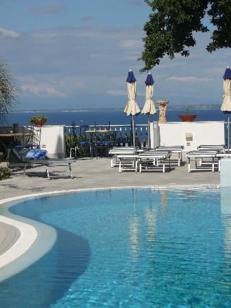 Hotel Myage : le piscine