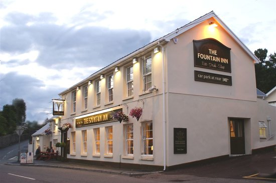The Fountain Inn Restaurant