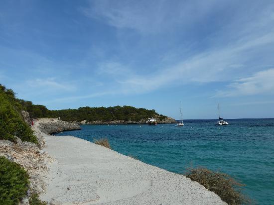 Playa de S'Amarador: beach view