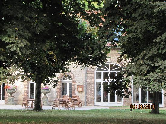 Chateau du Broutel : Restaurant