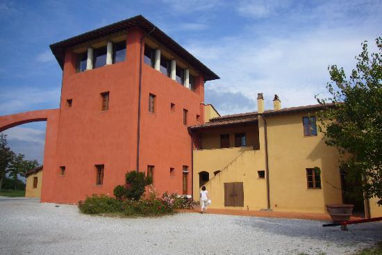 Borgo dei Lunardi: The apartments