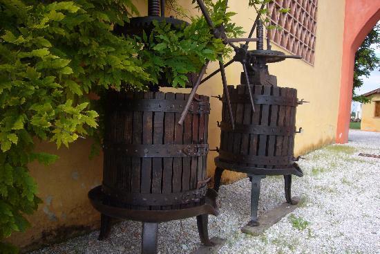 Borgo dei Lunardi: Olive Press