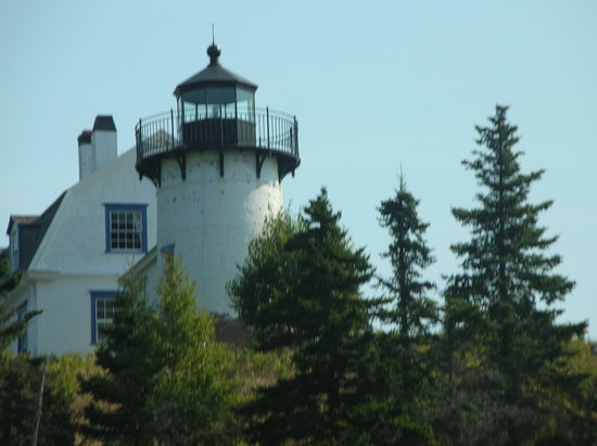 Mount Desert, Мэн: Northeast Habor --- Lighthouse