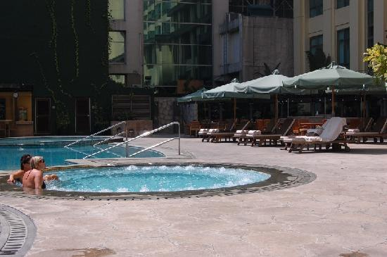 Swimming Pool Picture Of Ag New World Manila Bay Hotel Manila Tripadvisor