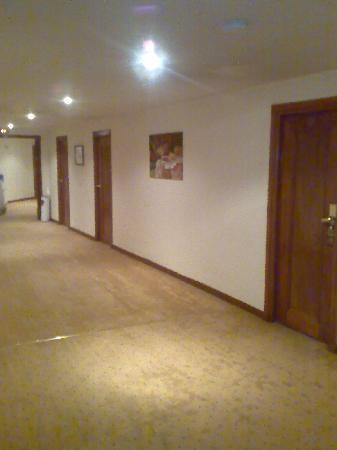 Mogador Express Bab Doukkala : Couloirs